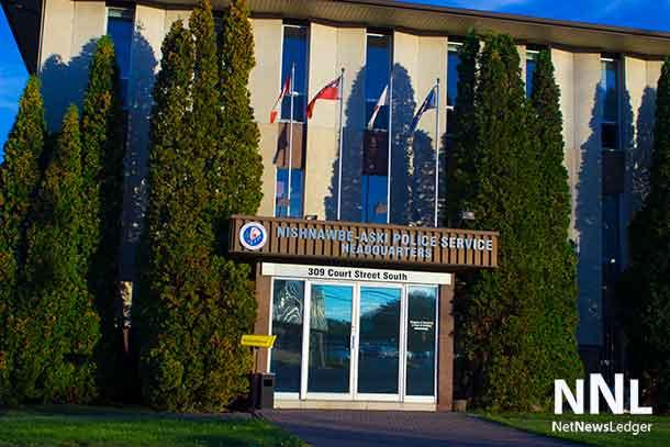 NAPS Police Headquarters