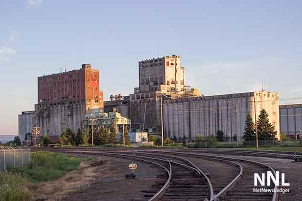 Thunder Bay Grain Elevators