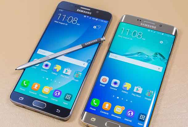 Samsung Galaxy Note 7 Banned by Transport Canada