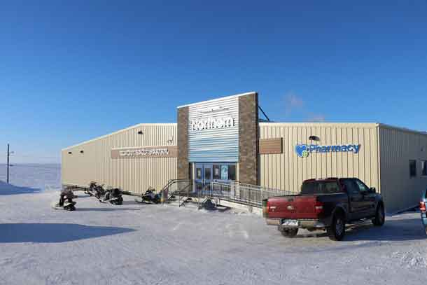 Baker Lake Northern Store opened on February 15th.