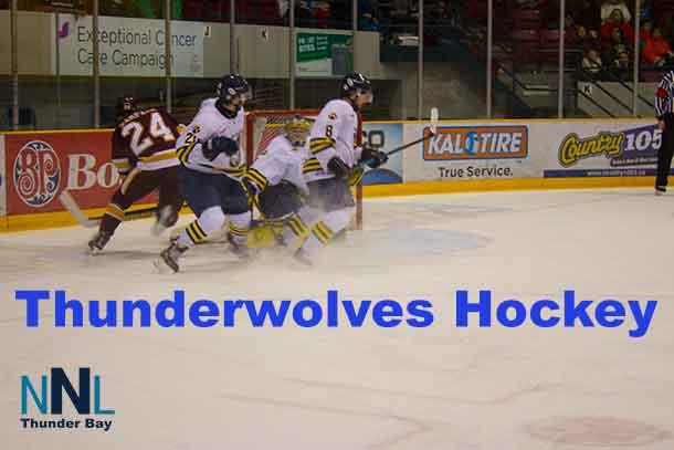 Thunderwolves Hockey Splash