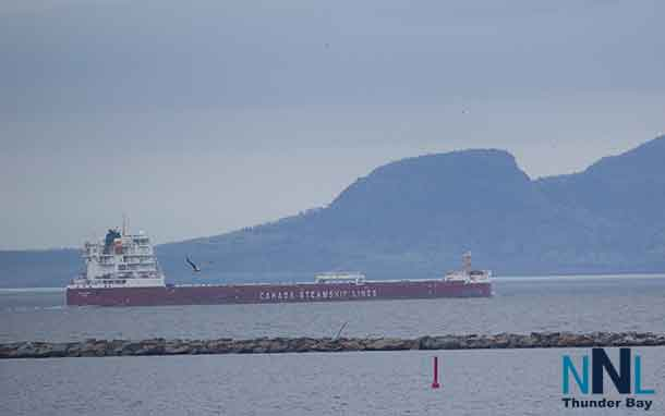 Canada Steamship Lines St Laurent