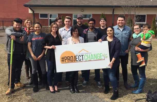 Project Change at Shelter House celebrates a second year in operation