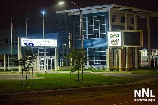 Superior EMS Headquarters in Thunder Bay on Junot Avenue