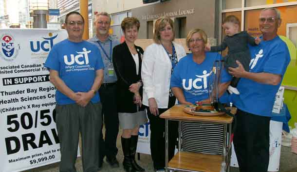 United Commercial Travellers are teaming up again to help