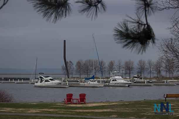 Marina Park - Thunder Bay Ontario shot on May 17 2017