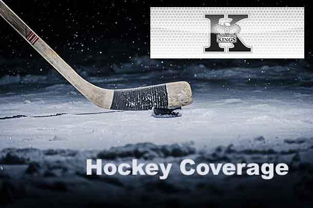 Thunder Bay Kings Hockey splash