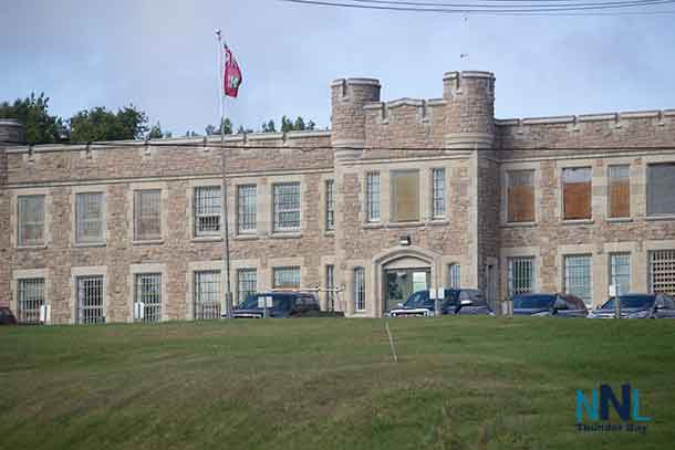 Thunder Bay District Jail