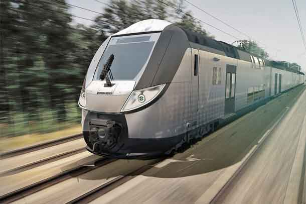 OMNEO Premium Train - Bombardier has a repeat order for these trains from the French National Railway Company