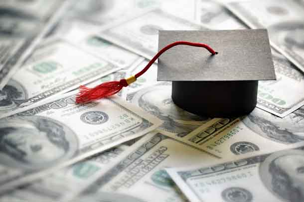 The American government has given the Education Department the mandate to take action if the students do not repay their loans. The organization has the power to garnish salaries, Social Security and refunds from taxation to ensure there is maximum loan repayment.