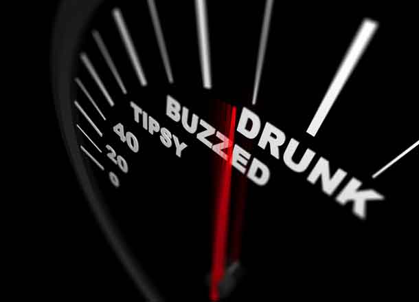 Far too many drivers are still not getting the message it is not alright to get behind the wheel after drinking