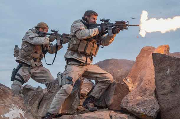 Coming soon... 12 Strong