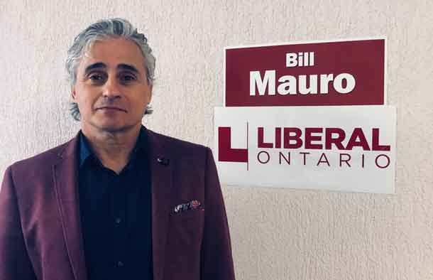 Ifs official for Bill Mauro seeking another term as the MPP for Thunder Bay Superior North