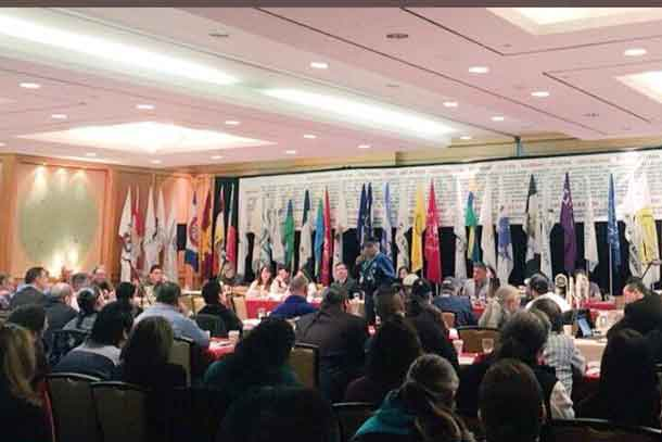 Chiefs of Ontario Special Chiefs Assembly in Toronto