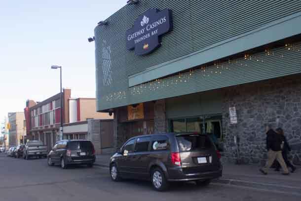 OLG Gateway Casino in Thunder Bay