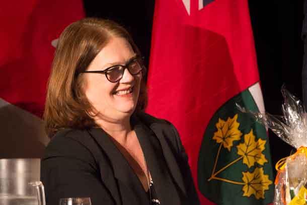 Minister Jane Philpot