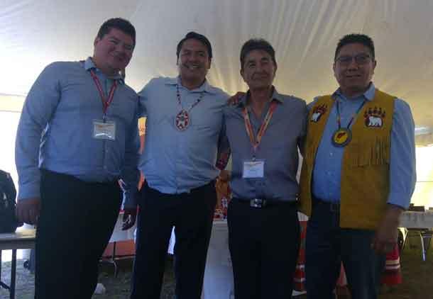 New Nishnawbe Aski Nation Executive Council