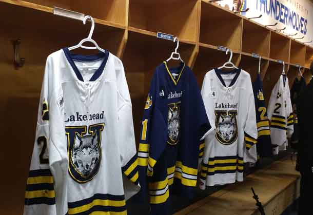 The Thunderwolves will return home to open the OUA regular season next weekend, taking on the Western Mustangs on Friday night and the Windsor Lancers on Saturday.