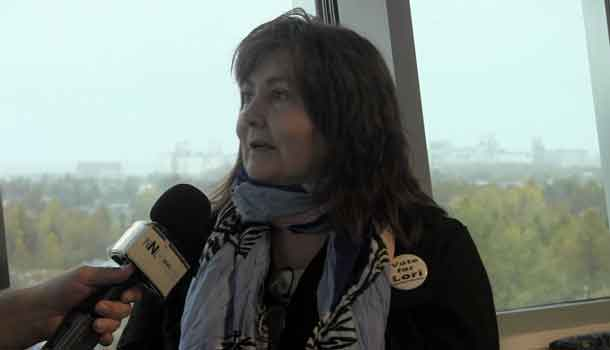 Lori Paras is seeking a seat on Thunder Bay City Council in the 2018 Civic Election. She is running At - Large