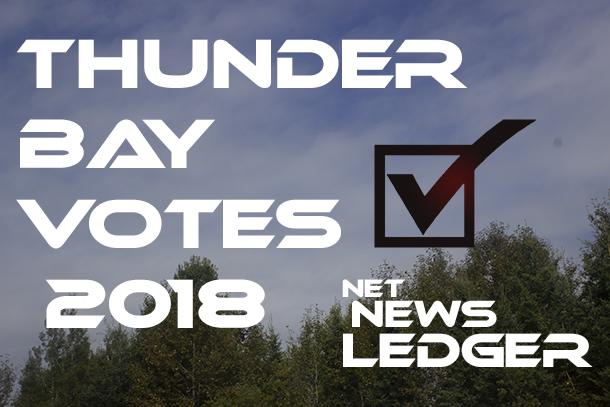Thunder Bay Civic Election 2018