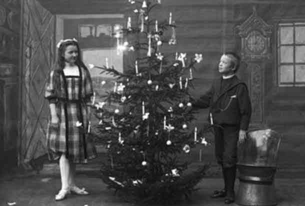 Christmas in the 18th Century
