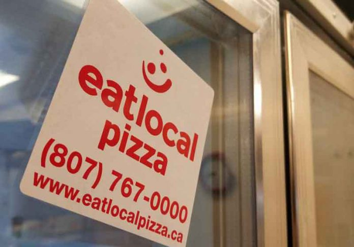 Eat Local Pizza -