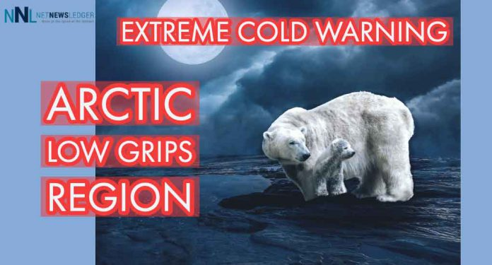 Weather Splash Arctic Low Grips Region
