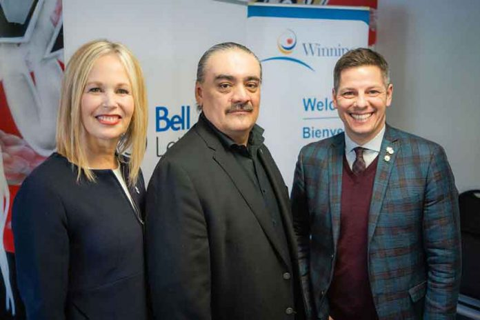 Bell Canada and the City of Winnipeg have joined up to support the Bear Clan Patrol