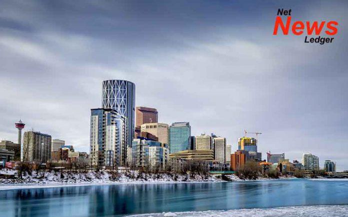 City of Calgary in winter - image - Depositphotos.com