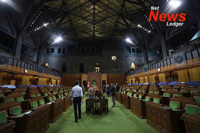 Canada's House of Commons will move to a new location over the next ten years as renovations to the Centre Block of Parliament are underway.