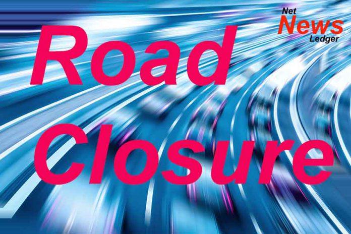 Road Closed image: depositphotos.com