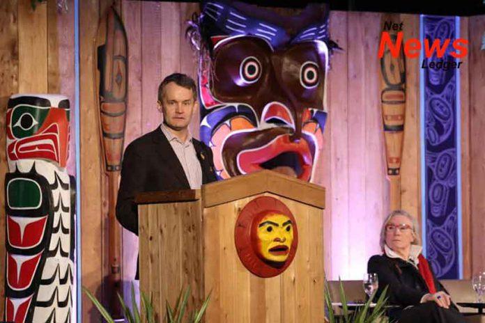 Seamus O'Regan - Indigenous Services Minister