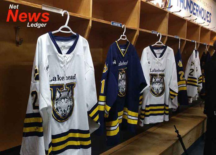 Lakehead Thunderwolves Jerseys
