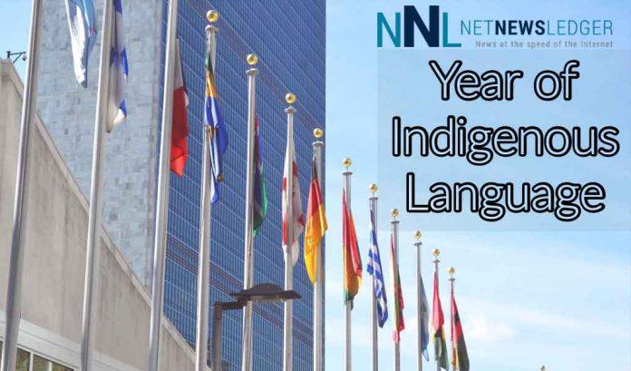 United Nations - Year of Indigenous Language