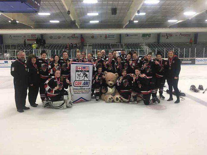 Gridlink Queens Win CanAm Cup in Wisconsin