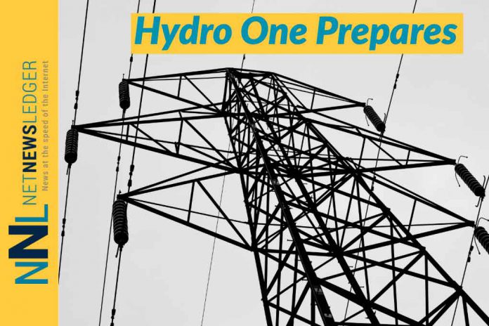 Hydro One Prepares for storm Image: depositphotos.com