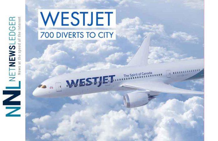 Westjet Flight 700 diverted to Thunder Bay