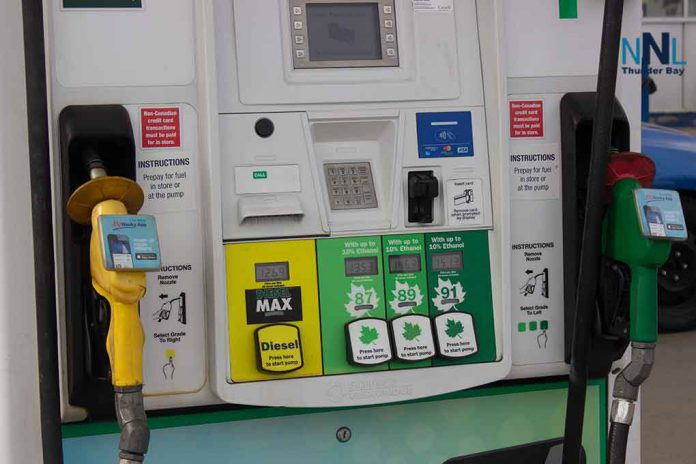 Gas Prices Thunder Bay