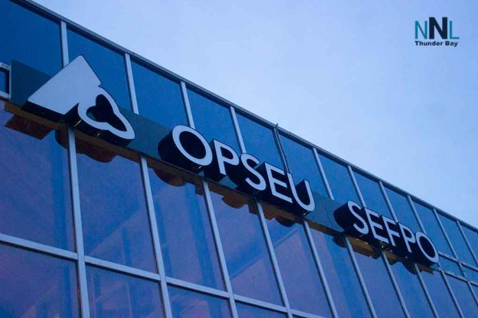 OPSEU has opened their new headquarters on Memorial Avenue in Thunder Bay.