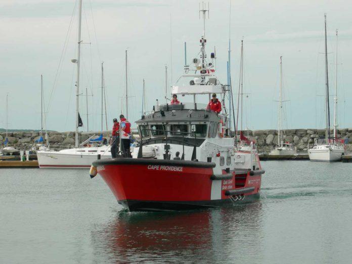 Canadian Coast Guard Cape Providence