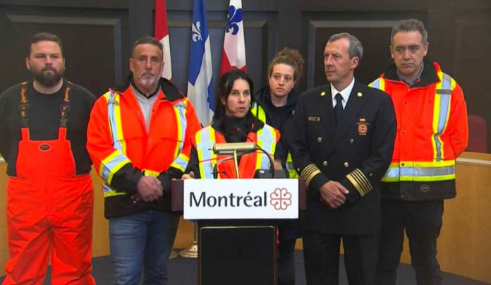 Montréal has declared a state of emergency over flooding issues in the region