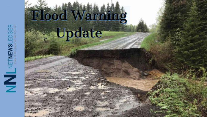 Flood Warning June 2 2019