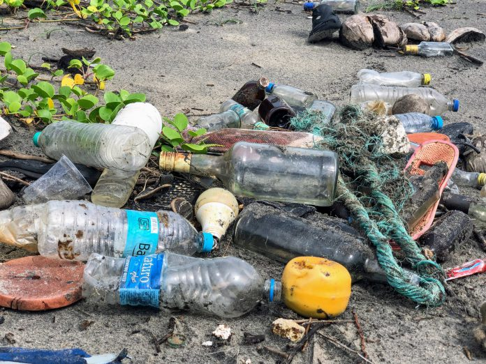 Taking a stand on plastic waste