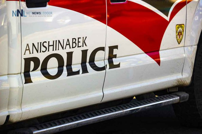 Fort William FN MAN arrested by Anishinabek Police and OPP