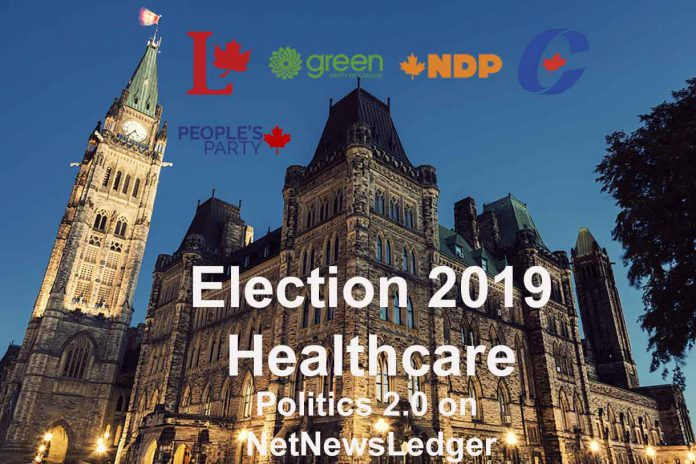 Election 2019 - Politics 2.0 Healthcare