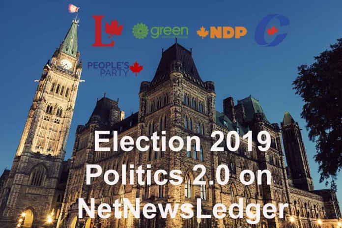 Election Coverage on NetNewsLedger.com - Canada Parliament Building at sunrise. Ottawa, Ontario, Canada.