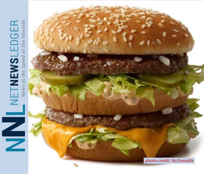 McDonalds Big Mac®