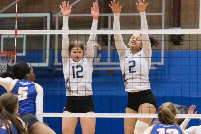 Thunderwolves Volleyball - image courtesy of Superior Images