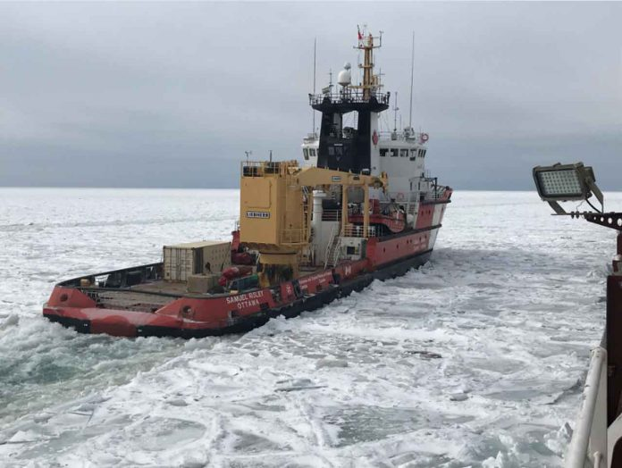 Samuel Risley - Image Canadian Coast Guard