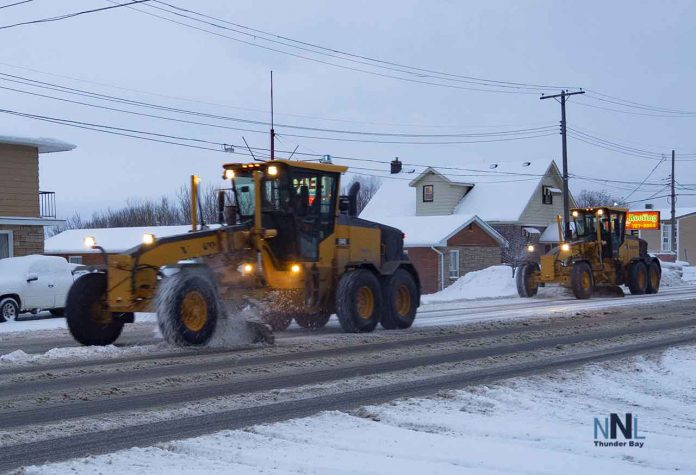 Road Crews in action